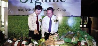 Đối phó thực phẩm bẩn, Saigon Co.op tung sản phẩm hữu cơ Co.op Organic