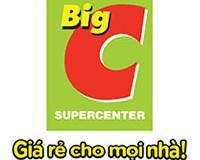 Siêu thị Big C – Cty TNHH thương mại quốc tế và dịch vụ Siêu thị Big C