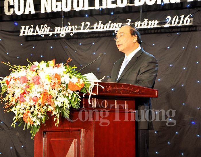 Phó Thủ tướng Nguyễn Xuân Phúc công bố Ngày Quyền của người tiêu dùng Việt Nam