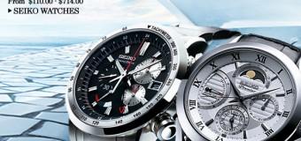 Cách phân biệt đồng hồ Seiko chính hiệu thật giả