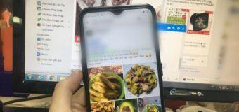 Cẩn trọng với hàng quán chỉ bán thức ăn online